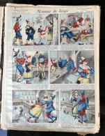 IMAGERIE PELLERIN D'EPINAL - MONNAIE DE SINGE (Illust. ?) - Série Aux Armes D'Epinal N°138 - - Old Paper