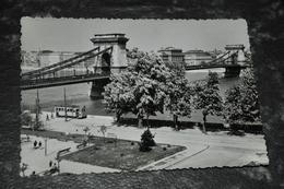 3329  Budapest Lanchid / Tram - Ungarn