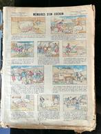 IMAGERIE PELLERIN D'EPINAL - MÉMOIRES D'UN COCHON (Illust. HOYS) - Série Aux Armes D'Epinal N°87 - - Old Paper