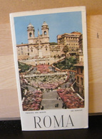 MONDOSORPRESA, (LB20) MAPPA CARTOGRAFICA ROMA 1959 - Carte Topografiche