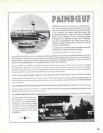 1966 - Iconographie - Paimbœuf (Loire-Atlantique) - Présentation - FRANCO DE PORT - Vecchi Documenti