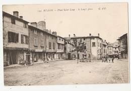 63 Billom, Place Saint Loup (A5p61) - France