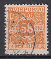 DENEMARKEN - Michel - 1907 - Nr 6 X (12 3/4) - Gest/Obl/Us - Revenue Stamps