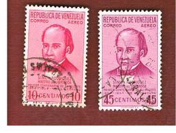 VENEZUELA  - SG 1355.1357  -  1954   RODRIGUEZ CENTENARY   -  USED° - Venezuela