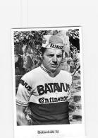 CYCLISME : Wilfried GOTTSCHALK - Equipe Batavus - En L' état -  2 Scans - Cyclisme