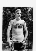 CYCLISME :  Ronny Van De VIJVER - Equipe USBOERKE-  2 Scans - Cyclisme