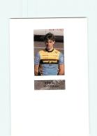 CYCLISME :  Roberto ANTONELLI - Equipe VERINET - Lire Descriptif -  2 Scans - Cyclisme