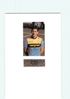 CYCLISME : Sergio PINAZZI - Equipe VERINET - Lire Descriptif -  2 Scans - Cyclisme