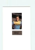 CYCLISME : Wigllim DAZZANI - Equipe VERINET - Lire Descriptif -  2 Scans - Cyclisme