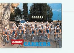 CYCLISME : Equipe CARRERRA -  2 Scans - Cyclisme