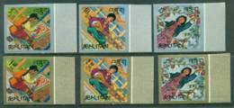 Bhutan 1967 Girl Scouts IMPERF MUH Lot21403 - Bhutan