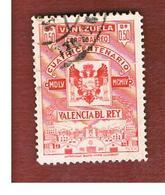 VENEZUELA  - SG 1392   -  1955   400^ ANNIV. VALENCIA DEL REY   -  USED° - Venezuela