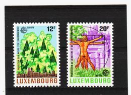 LVT361 EUROPA CEPT 1986 LUXEMBURG Michl 1151/52 ** Postfrisch - Europa-CEPT