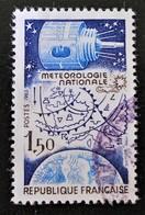 METEOROLOGIE NATIONALE 1983 - OBLITERE - YT 2292 - MI 2416 - Usados