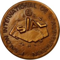 France, Médaille, 1er Salon International De L'alimentation, 1964, A. Guzman - Other