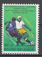 Belgie Mi 1903 Uefa  Postfris M.n.h. - Europese Gedachte