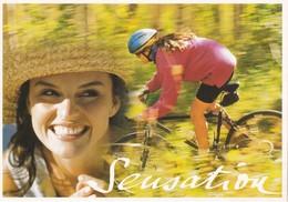 FRANCE ENTIER POSTAL CARTE THEME CYCLISME - Wielrennen