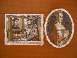 France  Obl  N° 5161/5162 - Frankrijk