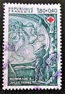 HOMMAGE A JULES VERNE 1982 - OBLITERE - YT 2248 - MI 2368 - Frankrijk