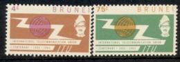 Brunei 1965 ITU MUH - Brunei (1984-...)