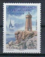 Frankreich 'Leuchtturm Ploumanac'h' / France 'Ploumanac'h Lighthouse' **/MNH 2018 - Lighthouses