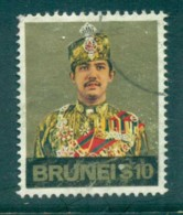 Brunei 1974 Sultan Hassanal Bolkiah $10 FU Lot82348 - Brunei (1984-...)