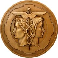 France, Médaille, Chambre De Commerce Et D'Industrie De Rouen, Coeffin, SPL+ - Other