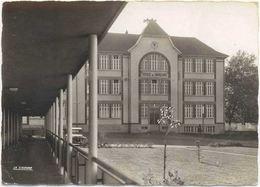 CPSM SEREMANGE - Ecole Des Garçons - Ed. La Cigogne N°57.647.05 - Other Municipalities