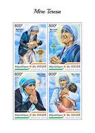 Niger. 2018 Mother Teresa. (405a) - Mother Teresa