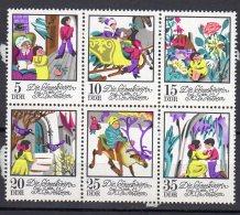 DDR  1801 - 1806 ** Postfrisch - DDR