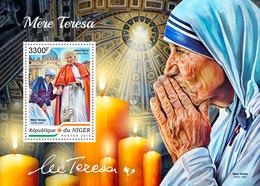 Niger. 2018 Mother Teresa. (405b) - Mother Teresa