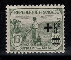 2eme Orphelins YV 164 N* (trace) Cote 2,80 Euros - France