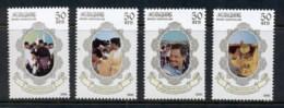 Brunei 1996 Sultan Baginda 50th Birthday MUH - Brunei (1984-...)