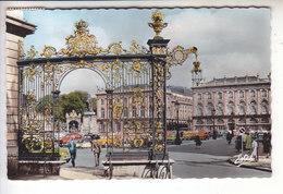 Sp- 54 - NANCY - La Place Stanislas - Grilles Jean Lamour - Timbre - Cachet - 1961 - Nancy