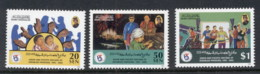 Brunei 1998 Asian & Pacific Decade Of Disabled Persons MUH - Brunei (1984-...)