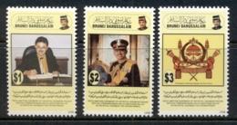 Brunei 1998 Inauguration Of Crown Prince MUH - Brunei (1984-...)