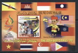 Brunei 1999 SEA Games MS MUH - Brunei (1984-...)