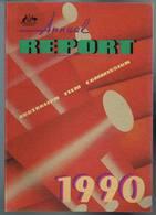 Annual Report Australian Film Commission 1990 - 112 Pages 25 X 17,5 Cm - Books, Magazines, Comics