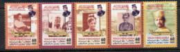 Brunei 2000 Sultans Str5 MUH - Brunei (1984-...)