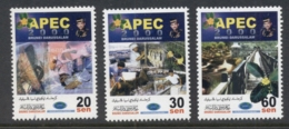 Brunei 2001 APEC MUH - Brunei (1984-...)