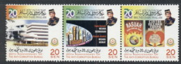 Brunei 2002 Anti Corruption Str3 MUH - Brunei (1984-...)