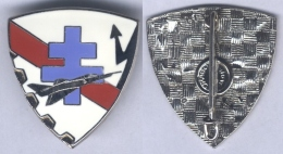 Insigne Du Groupe D'Entretien Et De Réparation Du Matériel Spécialisé 15-033 - Armée De L'air