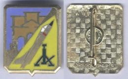 Insigne Du Groupe D'Entretien Et De Réparation Du Matériel Spécialisé 15-005 - Armée De L'air