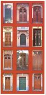 Espagne - Melilla - Portes De Maisons Remarquables - 5910 - Melilla