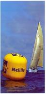Espagne - Melilla - Voilier En Abord De La Côte - 5911 - Melilla
