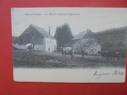 Francorchamps :Le Moulin Legrand-Foguenne (F185) - Stavelot