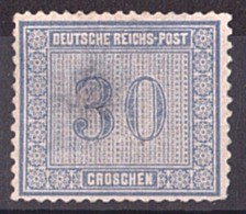 Allemagne - 1872 - N° 27 Neuf (*) - Cote 150 - Allemagne