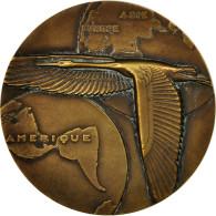 France, Médaille, Premier Congrès International De La Sécurité Aérienne, 1930 - Other