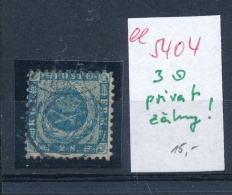 DänemarkNr. 3    O ( Ee5404  )siehe Scan....! - Used Stamps