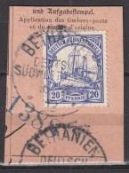 DUITSE KOLONIEN - SUDWEST-AFRIKA  1906  Michel  27   BETHANIEN , See  Scan ,used/VF  [DK  487  ] - Colonie: Afrique Sud-Occidentale